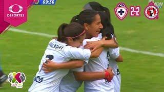 Resumen | Cruz Azul 2 - 2 Tijuana | Liga MX Femenil - J16 | Televisa Deportes