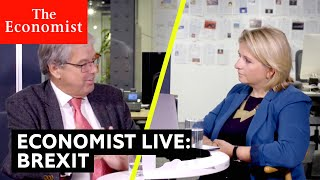 Brexit: Live Q&A with The Economist