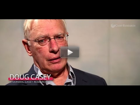 Breaking: Doug Casey Predicts New FedCoin Micro Chip To Replace US Currency Next Few Months
