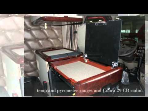 2015 Freightliner Cascadia >> 2015 Freightliner CC13264 - CORONADO Glider Kit Truck - YouTube