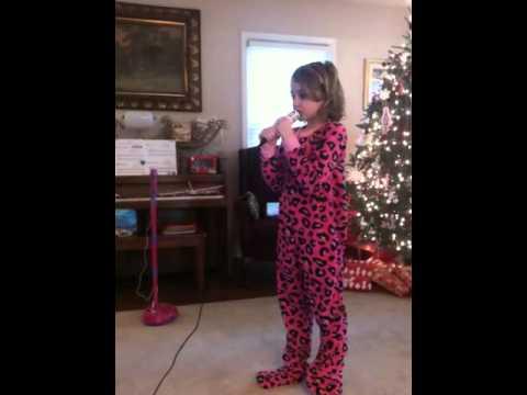 Footie PJ Karaoke