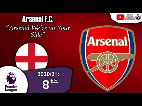 Arsenal F.C. Anthem / Hymn Arsenal F.C.