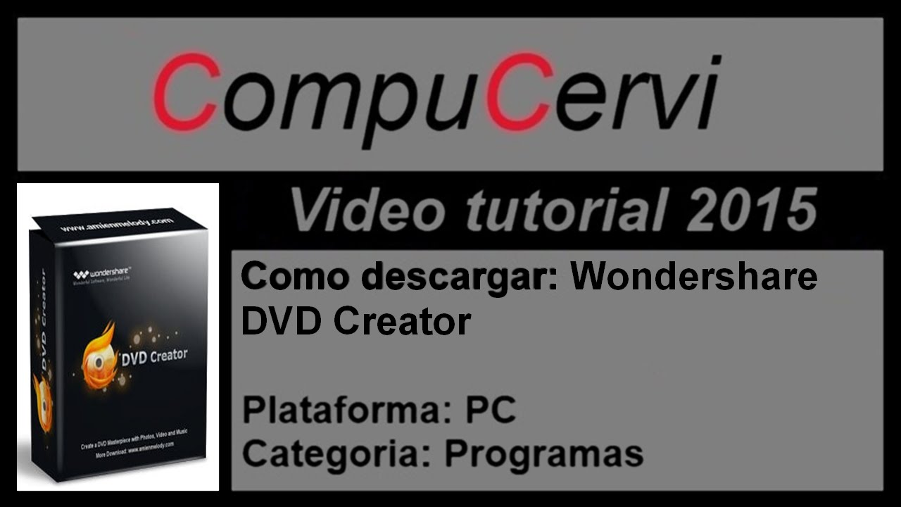 Wondershare dvd creator review pros, cons, tutorial (january 2019).