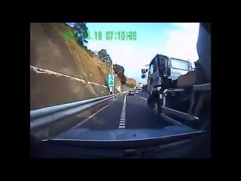 Chinese Taipei Car Accident