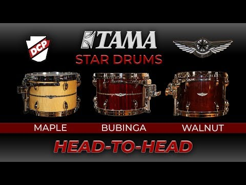 Tama Star Drum Sets - In Depth Review