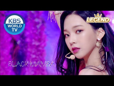 (Hot Debut) aespa - Black Mamba [Music Bank / 2020.11.20]