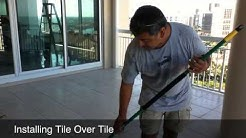 Patio Tile Installation in Naples, FL