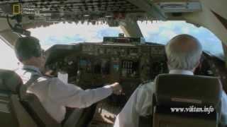 Гиганты Земного шара. Самолет Боинг 747.