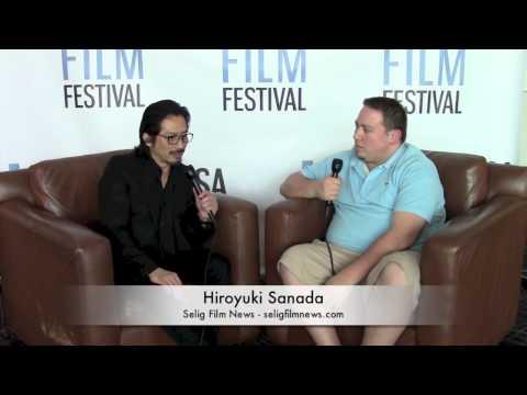USA Film Festival: Hiroyuki Sanada