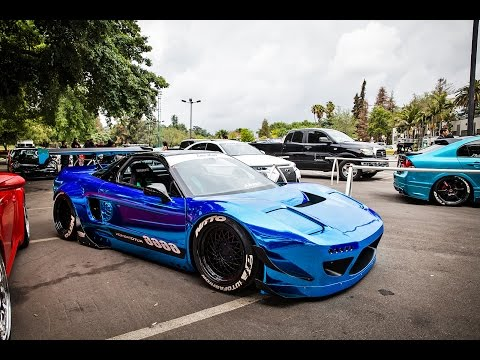 The Chronicles Vlog #6: Autocon Los Angeles 2015...