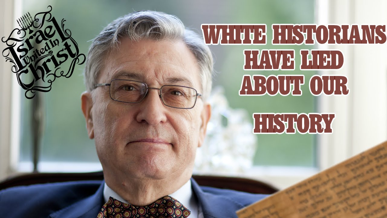 IUIC: White Historians Have LIED About OUR HISTORY