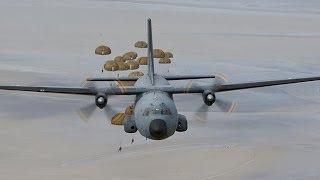 """ETAP PAU - Parachutisme militaire - Incidents de saut - """" faites ventral """" -"""