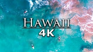 4k Hawaii Drone Footage