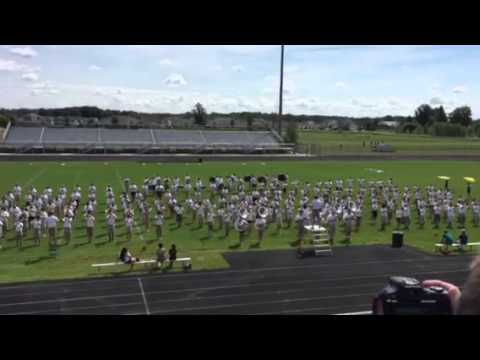 Holt high school marching band song 1