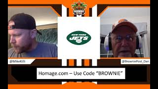 #BROWNS Monday Night Football Pre-game Show!