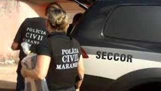 ESPERANTINÓPOLIS: Delegado de Polícia Civil é preso pela SECCOR.