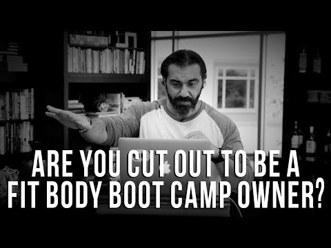 Are You Cut Out to Be a Fit Body Boot Camp Owner? | Is a Gym Franchise Right for You?