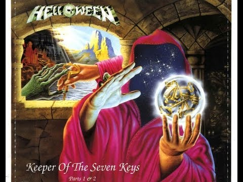 HELLOWEEN LYRICS  Keeper Of The Seven Keys Part II