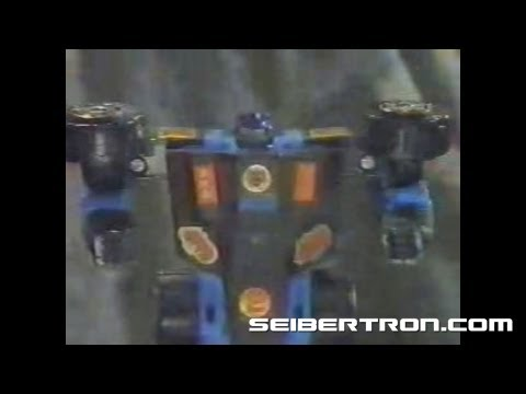 Transformers G2 Color Changers Generation 2 toys commercial 1