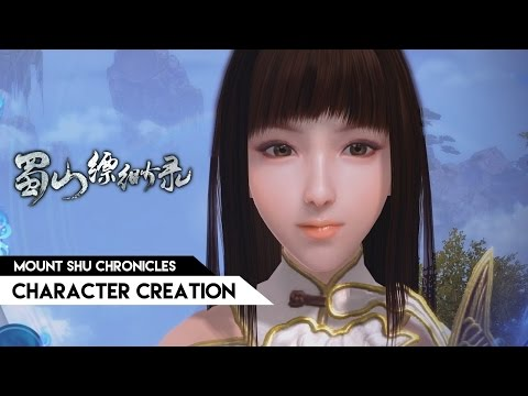 Mount Shu Chronicles (CN) - Character creation