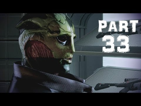 Mass Effect 2 - PART 33: THANE LOYALTY MISSION