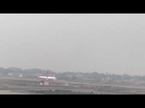 Multan Airport take off of Airarabia flight for sharjah