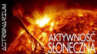 Astronarium - Aktywność słoneczna