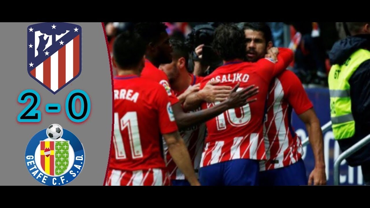 Download Atletico Madrid vs Getafe 2-0 - All Goals & Highlights - La Liga 06/01/2018