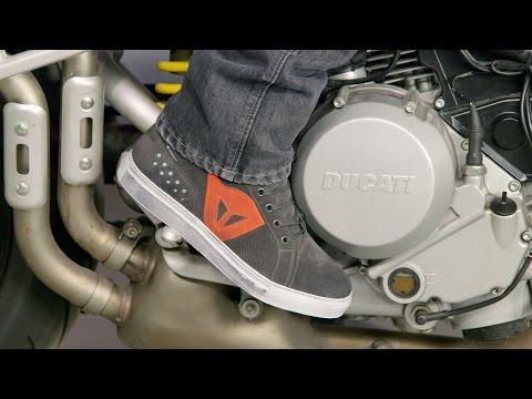 Dainese Street Runner Gtx Boots Review At Revzillacom