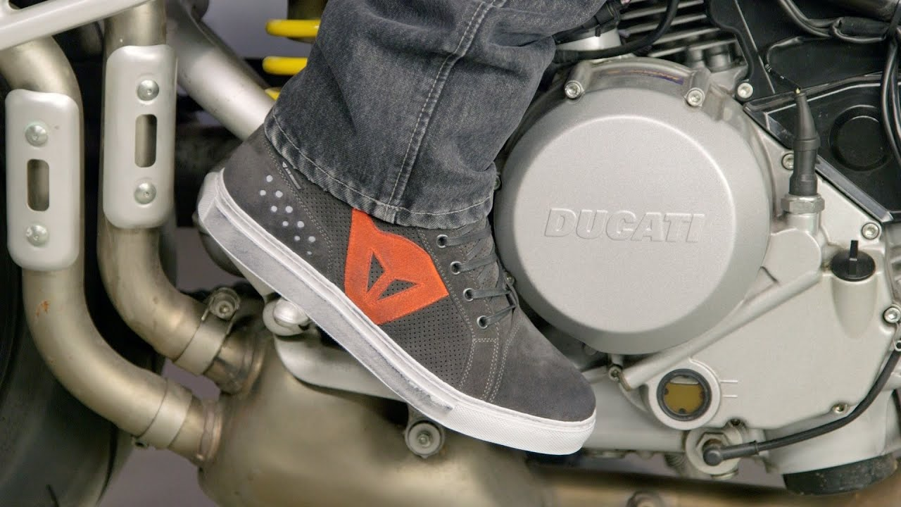 Dainese Street Biker Air Shoes Review At Revzilla Com