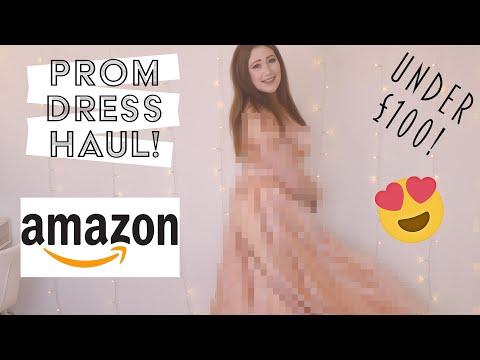 trying-prom-dresses-from-amazon-|-amazon-prom-dress-haul-|-affordable-prom-&-evening-dresses