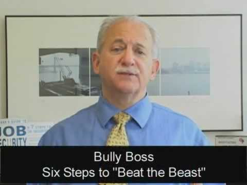 How to approach a Hostile Boss