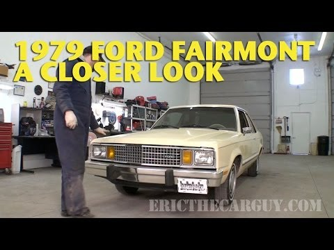 1979 Ford Fairmont a Closer Look #FairmontProject