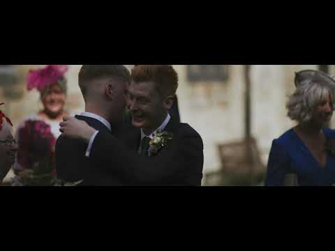 Jack & Natalie  - Losehill House Hotel Wedding Film