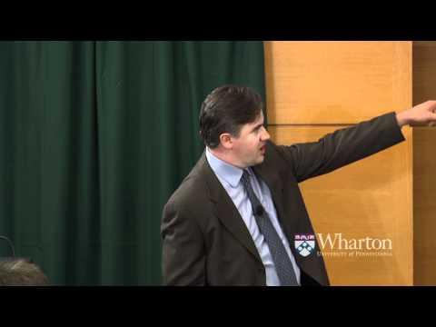 "BizTalks 2012: Kent Smetters on ""Financial Planning Tips for New Graduates"""