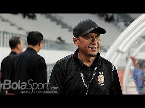 Rahmad Darmawan Hengkang dari Kursi Pelatih Sriwijaya FC