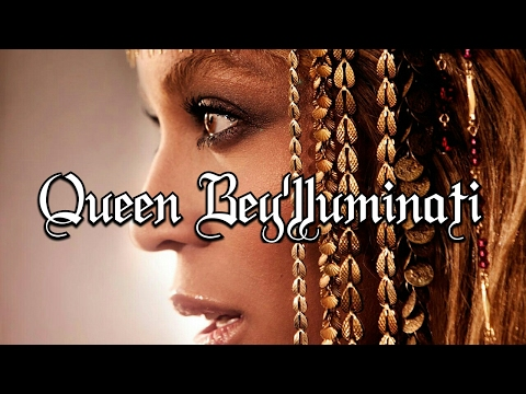 "Beyoncé - ""Queen Bey'lluminati."" And here's EVERY reason why."