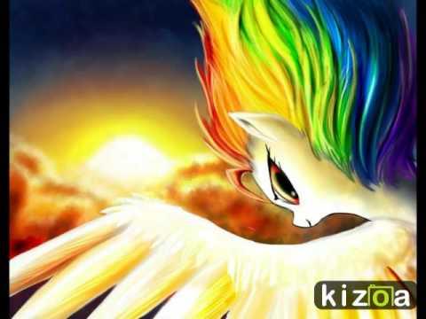 Flaming Twilight And Super Rainbow Dash TRIBUTE