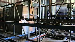 заводские испытания грузового подъёмника(, 2015-05-07T14:33:07.000Z)