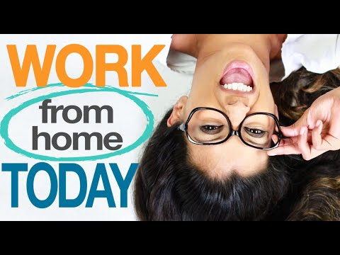 WORK FROM HOME 8 Business Ideas To Start in 2019 🏠