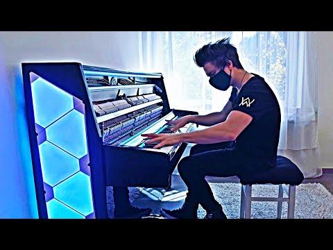 ALAN WALKER - ON MY WAY | QUARANTINE PIANO COVER