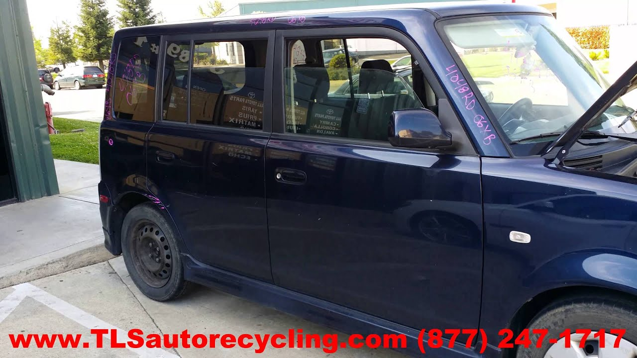 2006 Scion XB Parts for Sale - Save up to 60% - YouTube