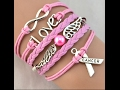 Help Us Beat Cancer Free Cancer Awareness Bracelet