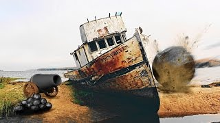 A la conquista de nuevos continentes | Colonial Sea Battle 🚢😂⛵