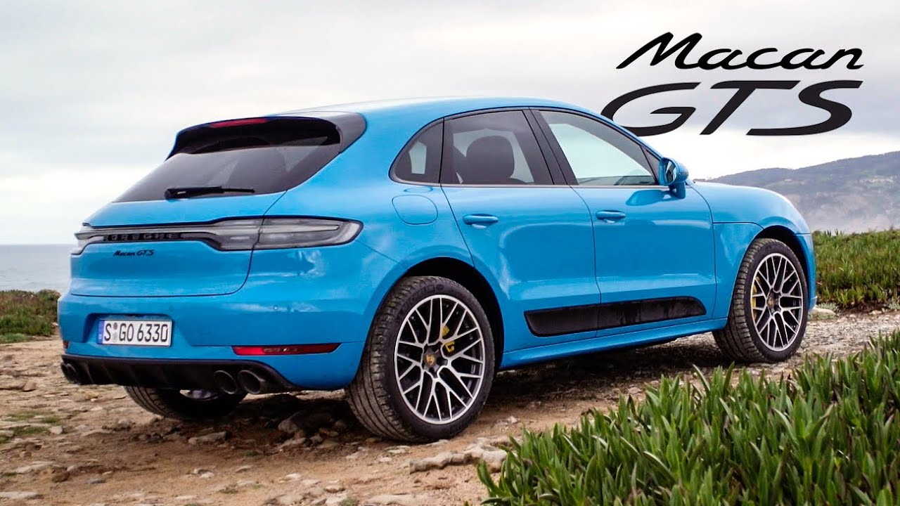 New 2020 Porsche Macan Gts Road Review Carfection Youtube
