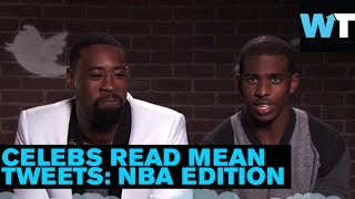 Jimmy Kimmel Mean Tweets: NBA Edition | What's Trending Now