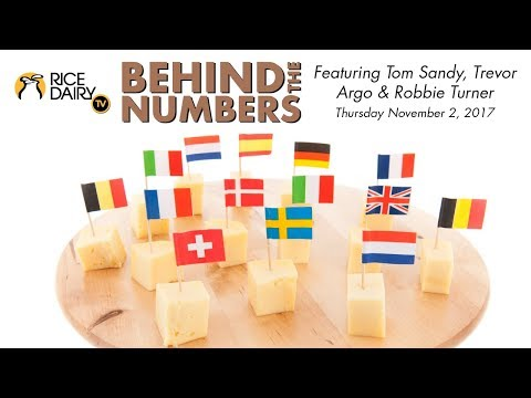 Hedging European cheese & the need for a futures contract - Behind the Numbers RDTV
