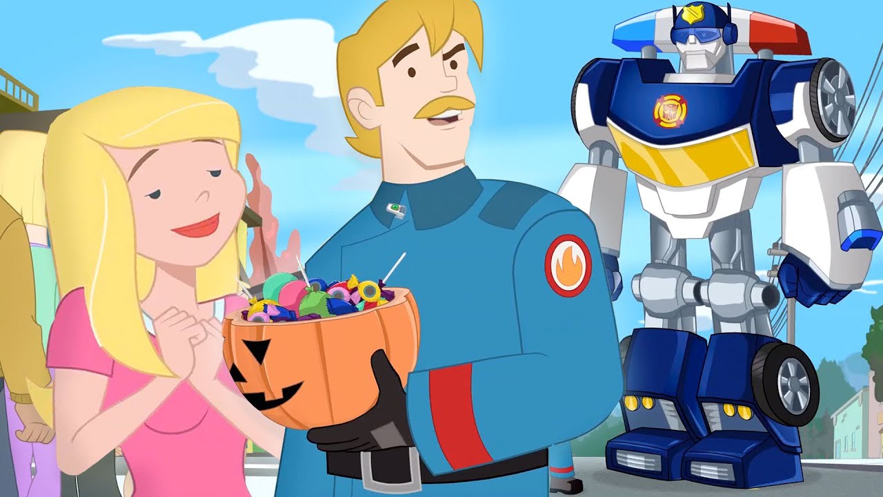 The Island of Misfit Tech | Transformers Rescue Bots | Full Episodes | Transformers Official
