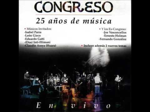 25 Años (Full Album) - Congreso