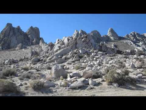 Five Fingers Hike - Indian Wells Canyon (Inyokern, CA)